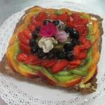 La nostra torta alla frutta