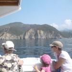Gita in barca nel Golfo del Tigullio