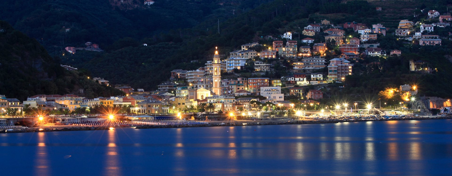 Hotel Moneglia Italien