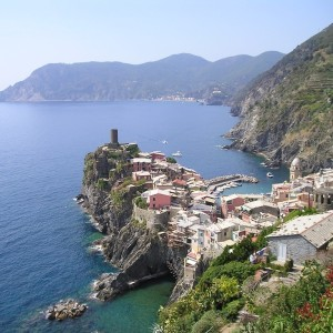 Cinque Terre View - Wikimedia Commons