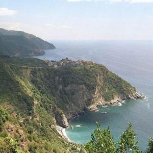 Trekking a Corniglia - Wikimedia Commons