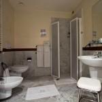 Camere uso singola: stanza blu